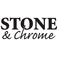 stone and chrome